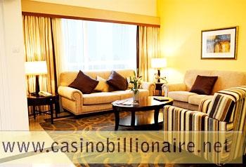 Hoteis em Dubai : The Harbour Hotel & Residence