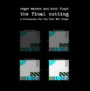 Pink Floyd - The Final Cutting - rare bootleg