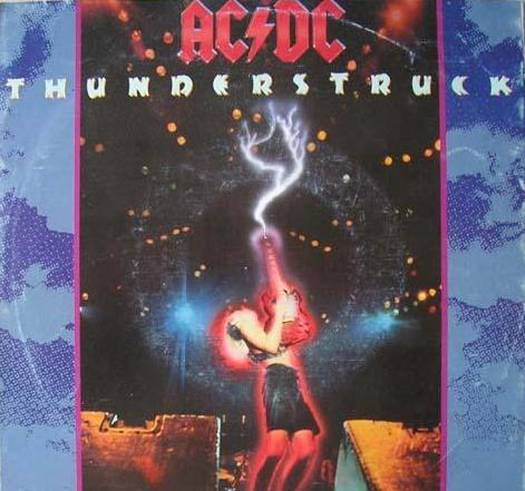 Song review - Thunderstruck by AC/DC