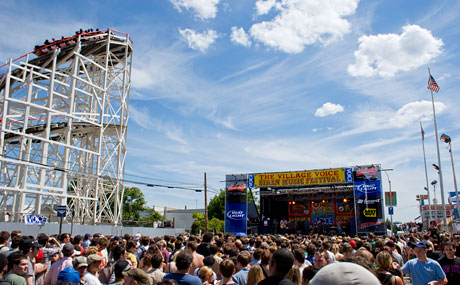 New York - estrelas da música fazem shows de graça em NY