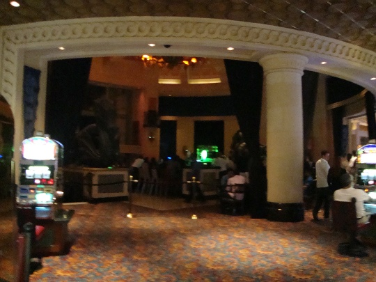 Atlantis Paradise Island - casino do Atlantis