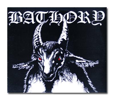 Bathory - first album Bathory
