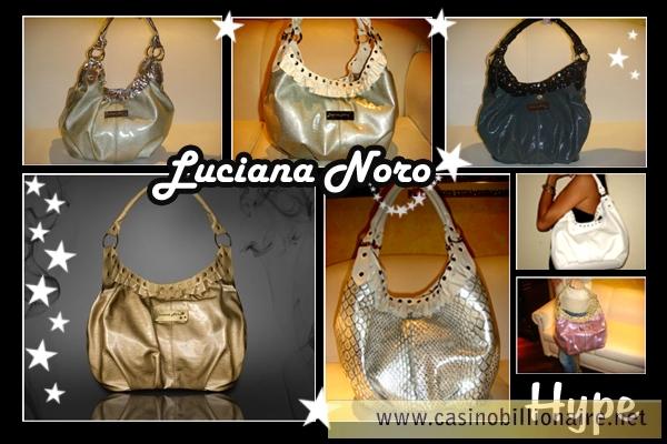 As maravilhosas bolsas Luciana Noro