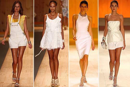 Branco: A cor para todos os momentos