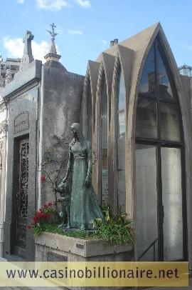 Buenos Aires - Cemitério Recoleta