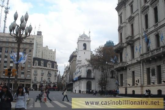 Buenos Aires - prédios de Buenos Aires