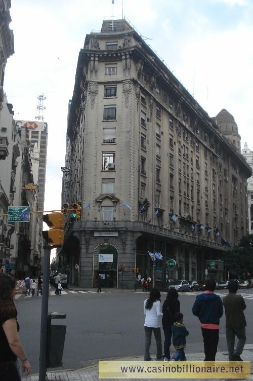 Buenos Aires prédios de Buenos Aires