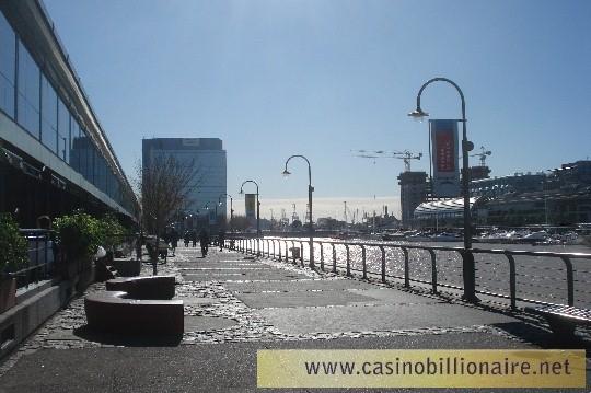 Restaurant casino puerto madero