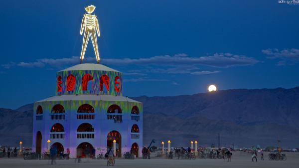 Burning Man - deserto Nevada - fotos