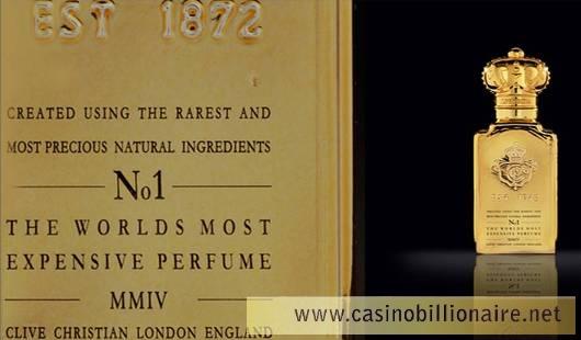 Os melhores perfumes do mundo