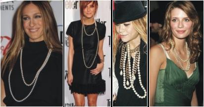A originalidade dos colares