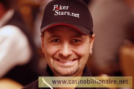 Daniel Negreanu já ganhou 300mil dólares no WSOP 2009