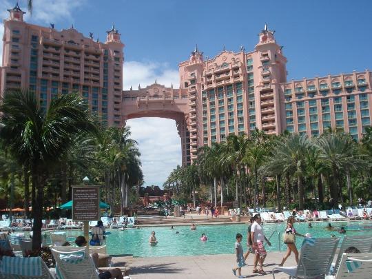 Porque reservar no Atlantis Paradise Island