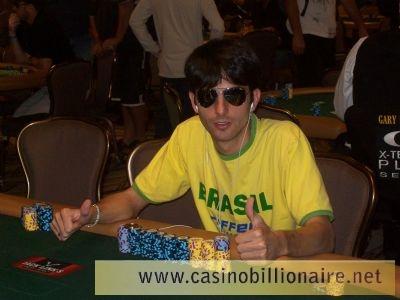 WSOP 2009: Brasil tem terceiro jogador ITM
