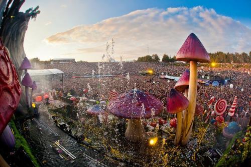 Bélgica - Tomorrowland, festivais e atividades de verão