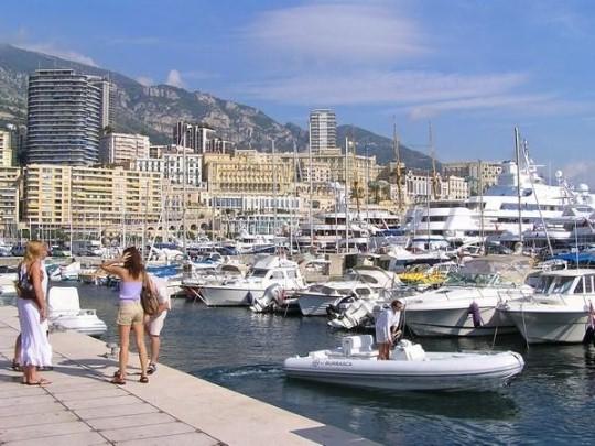 pacote VIP para o Grand Prix de Monaco