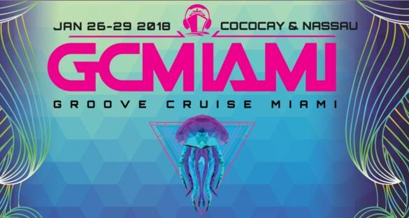Groove Cruise Miami - discount code