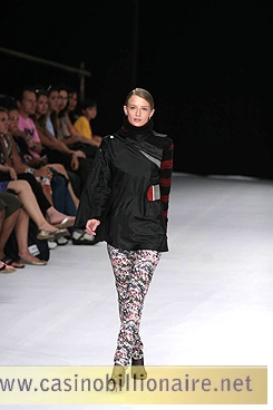 Último dia do Fashion Rio de muito sucesso