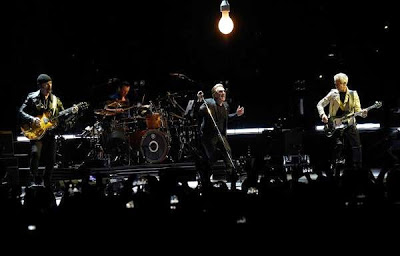 Onde comprar ingressos para shows do U2  ?