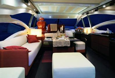 As lanchas mais luxuosas do mundo - INTERMARINE 68 S