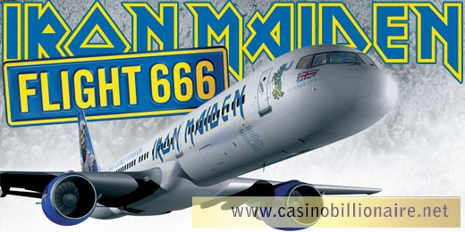 Iron Maiden - Documentário Flight 666
