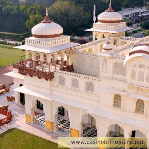 Os Hotéis mais luxuosos da Índia - hoteis de luxo na India