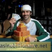 WSOP: Jovem Jason Mercier vence o evento 5