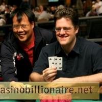 Jerrod Ankenman, autor do livro: Matemática do Poker, vence Evento 42