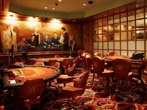 Jogar poker no Conrad Punta del Este