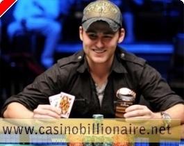 John Kelly conquista seu primeiro bracelete WSOP vencendo o Evento 20