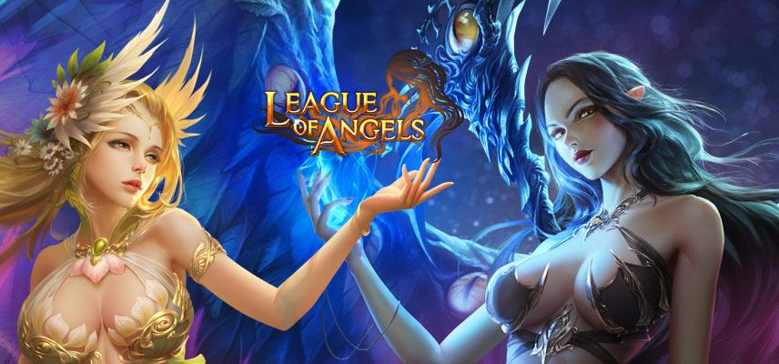 League of Angels - game review