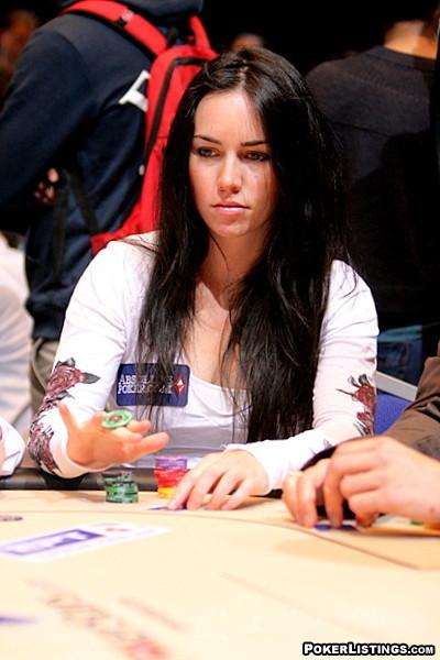 a bad girl do poker - Liv Boeree
