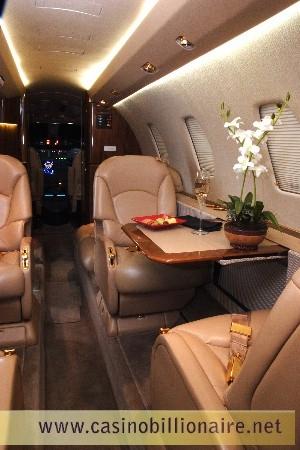 Jatos particulares VIP para Las Vegas