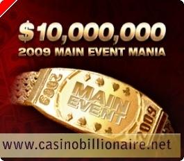 Ainda há tempo de entrar na WSOP 2009 com o Full Tilt Poker