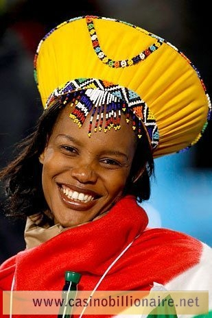 As mulheres mais lindas da Copa do Mundo
