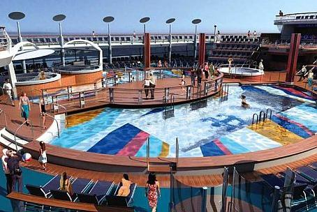 Independence of the Seas: Um paraíso em alto mar