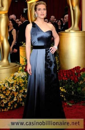 Pelo tapete vermelho do Oscar 2009