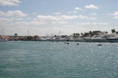 Punta Cana - isla catalina