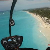 Passeio de Helicoptero em Punta Cana