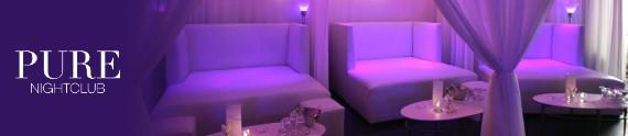 festa no Pure Nightclub esta dentro do Caesars Palace Las Vegas