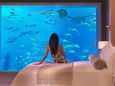 Palms Atlantis Resort: A grandiosidade de um resort