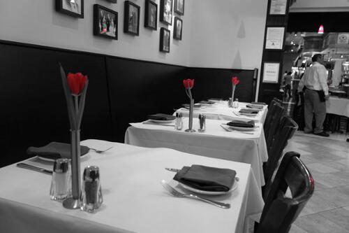 Restaurante Trattoria Reggiano no Hotel Venetian