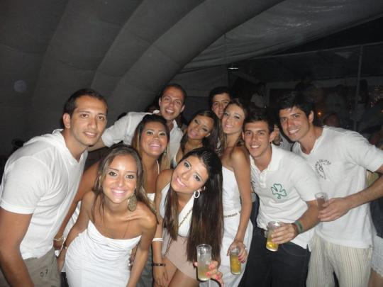 Reveillon em Punta del Este - La Noche