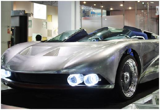 As atualidades do 25º Salão do Automóvel de São Paulo