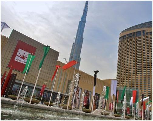 Dubai inaugura um dos maiores shoppings do mundo