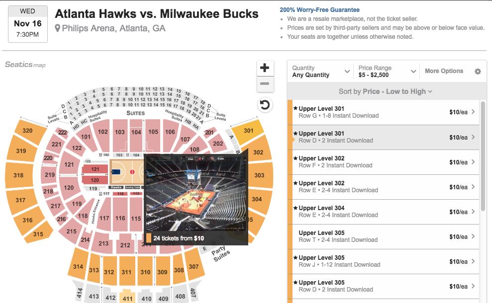Site seguro para comprar ingressos da NBA nos Estados Unidos