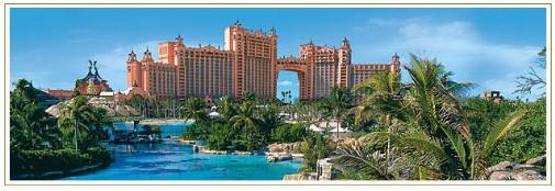 Sports Legends Challenge  no Atlantis Resort Bahamas