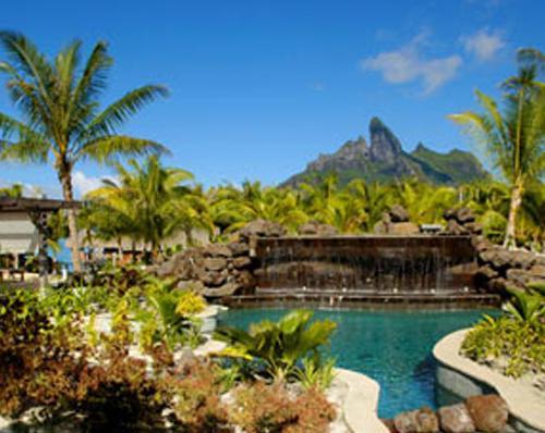 St. Regis Bora Bora Resort