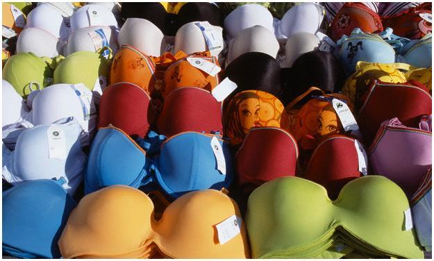 A busca pela lingerie perfeita