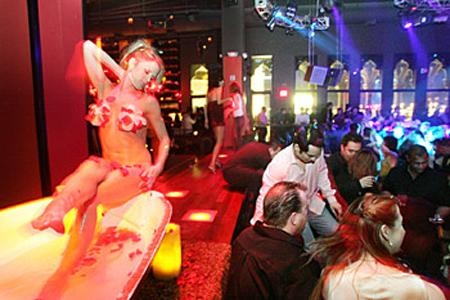 festa no TAO Restaurant and Nightclub Las Vegas